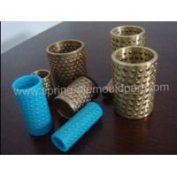 Supply brass aluminum ball cage for pressing metal die
