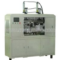 IMD automatic hot press molding machine