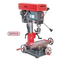 bench drilling and milling machine ZX7016/driller and miller/drilling machinery thumbnail image