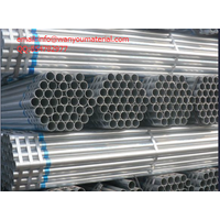 Hot DIP Galvanized Steel Pipe Made In China thumbnail image