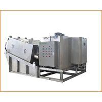 High quality sludge dewatering machine for aerobic granular sludge
