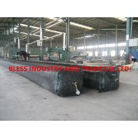 culvert rubber air bag /rubber balloon for drain/sewer making