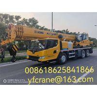 Cheap sell XCMG XCT25L5,used 250 ton truck crane,used 25 ton mobile crane thumbnail image