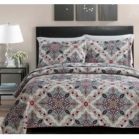 bedspread-Diamond Multi H&J Industrial
