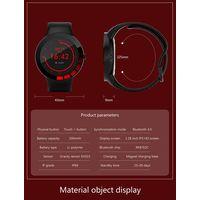 Sports Bracelet Waterproof Wrist Bluetooth Watch Fashion Smart Watch thumbnail image