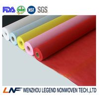 chemical bond flower packing nonwoven fabric