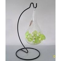 Free Shipping Hanging Glass Terrarium for air plant