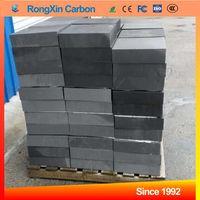 China High Grade Artificial Graphite Block Manufacturer Graphite brick