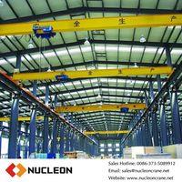 nucleon hd 16 tons single girder overhead bridge crane thumbnail image