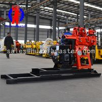 Water well drilling rig HZ-130YYfrom Huaxia Master full hydraulic core drilling machine for sale thumbnail image