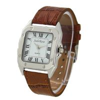 Genuine Leather Watch Japan Movement Watch Fashion Woman Watch