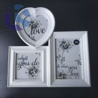 Manufacturers Wholesale Selling Plastic Picture Frame Injection Molding Ornate Photo Frame