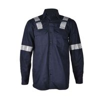 Cheap reflective waterproof high visibility workwear jacket