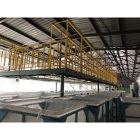 Polyester staple fibers production line/PSF making machine/PSF production line thumbnail image