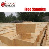 refractory fire brick /fireclay brick for sales supplier China
