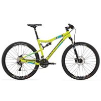 Cannondale Rush 29 1 Mountain Bike 2014