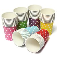9oz Single Wall Paper Cup for Hot Beverage thumbnail image