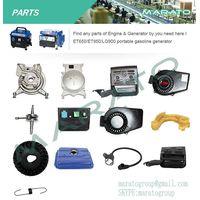 ET950 portable gasoline generator spare parts thumbnail image