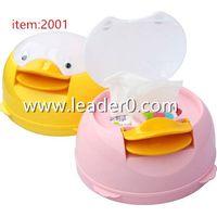 2001 Duck paper towel box