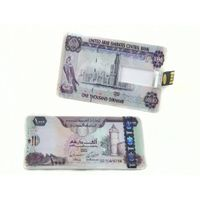 8GB Bank Credit Card Ultra Silm USB2.0 Flash Drive Thumb Pen U Disk High Quality