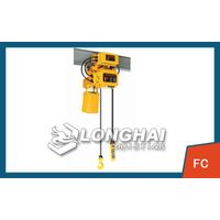 Frequency electric hoist - lifting with precision instruments thumbnail image
