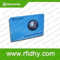 125KHZ EM4200 RFID Card thumbnail image
