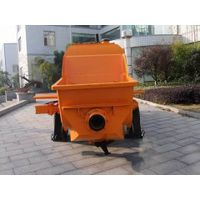 Trailer Concrete Pump (Diesel Engine)——HBT40.10.130RS