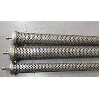 Drill pipe screen