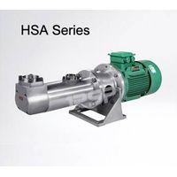 HSA series three screw pump