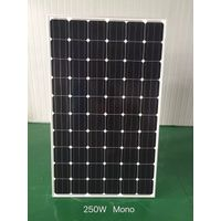 250W Poly Crystal Solar Panel