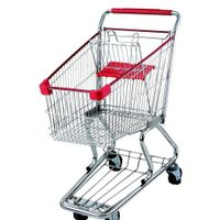 shopping carts with baby chair for sale