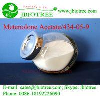 Steroids powder,Methenolone Acetate powder,Methenolone acetate,Cas No.434-05-9