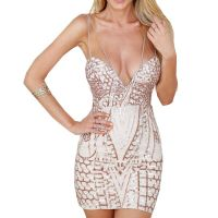 Girls Evening Bandage Dress 4493