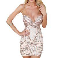 Girls Evening Bandage Dress 4493 thumbnail image