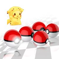 Factory wholesale pokemon pokeball power bank pokemon ball power bank