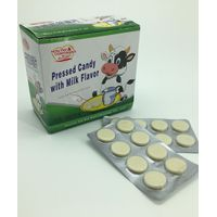 Milk Sweets Press Hard Candy with Blister Pack