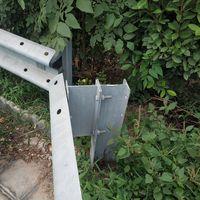 Galvanized Highway Guardrail Traffic Road Crash Barrier H posts
