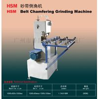 Glass Processing Machinery/HSM Belt Chamfering Grinding Machine