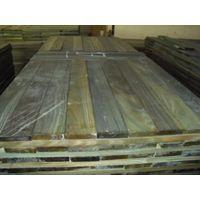 Palo Santo / Lignum vitae on Wooden planks