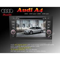 Car DVD Player with GPS for Audi A4 thumbnail image