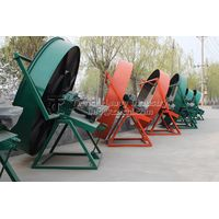 Disc NPK fertilizer granule pelleting machine