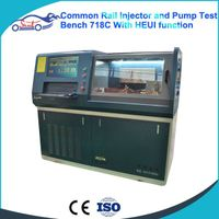 Common Rail Diesel Injection Pump Test Bench  ZQYM 718C CRS Tester thumbnail image