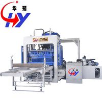 Fly ash brick making machine HY-QT6-15