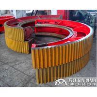 Big gear casting wheel,Helical Girth Gear factor,sand casting gear wheel thumbnail image