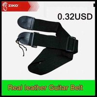 musical instrument guitar accessory custom leather guitar straps
