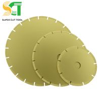 Vacuum brazed diamond saw blade for stone&concrete&ceramic tile cutting thumbnail image