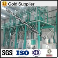 Fufu,Ugali,Nshima,Sadza,Pap,Luku,Posho,Porridge, Roller Mill Corn/Wheat Flour Milling Machines With