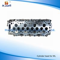 Engine spare parts Cylinder Head for Mazda/Ford Wl Wlt Wl-T Wl11-10-100e/H Wl31-10-100e/H