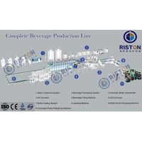 Cola/Gas beverage/Carbonated soft drink filling machine thumbnail image