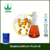 Factory  direct supply  seabuckthorn fruit oil